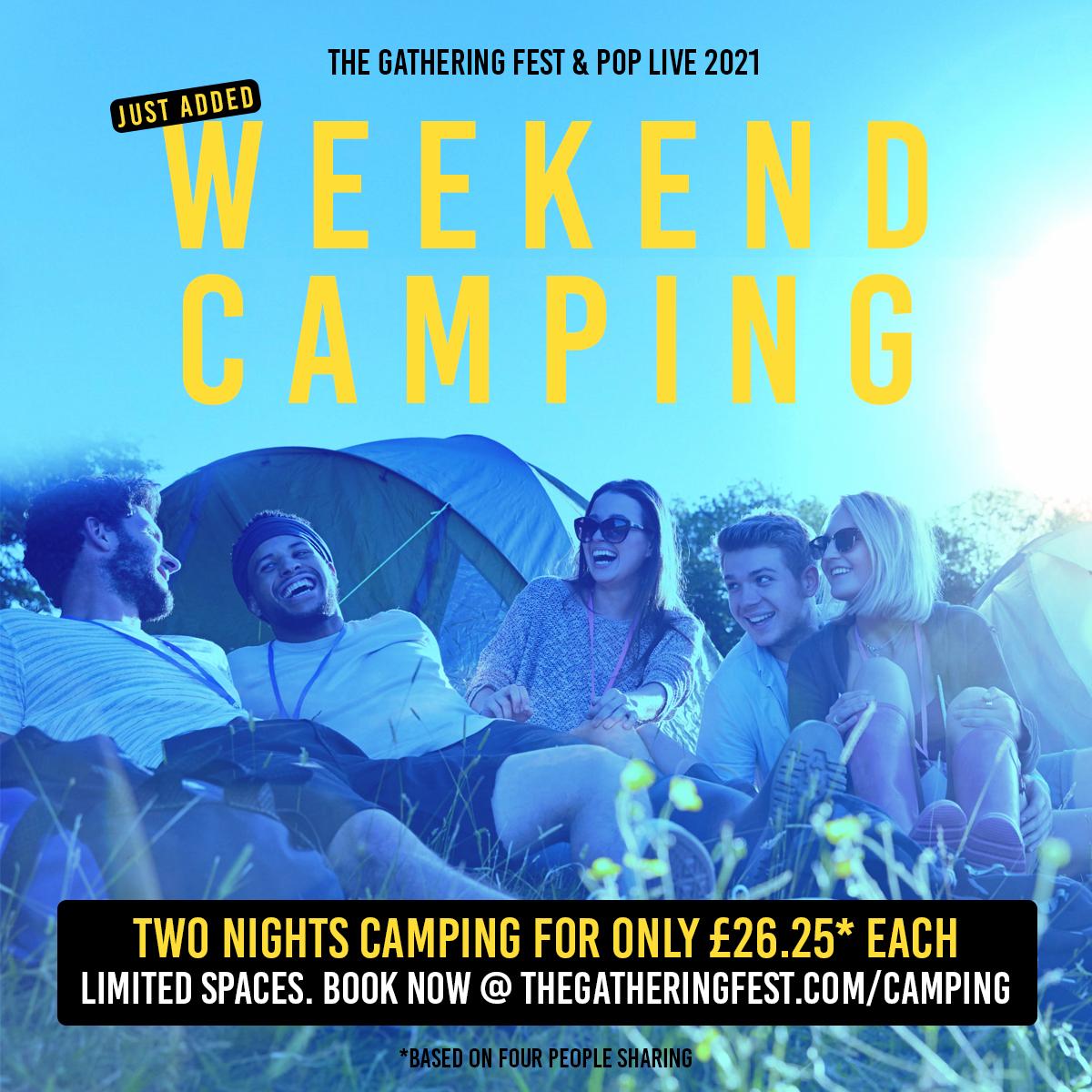 Camping – Gathering